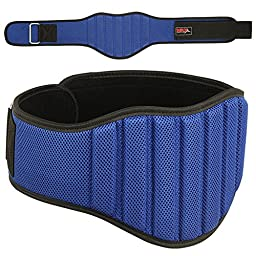Weight Lifting Neoprene Belts Back Support 8\