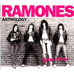 Hey Ho Let's Go: Anthology