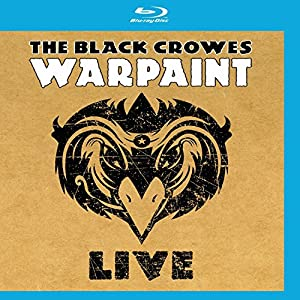 Black Crowes 2008 Warpaint Liv [Blu-ray]