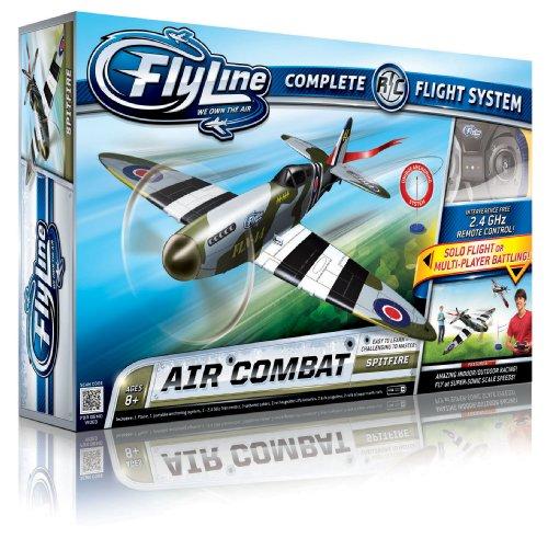 Flyline R/C Air Combat Complete Flight System (Spitfire)