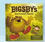 Hallmark Interactive Story Book KOB8026 Bigsby's Borrowed Shoes ~ Book 2