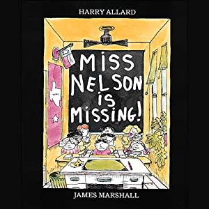 Miss Nelson Is Missing! Audiobook