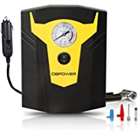 DBPower AP0613 12V DC 150-PSI Portable Electric Auto Air Compressor Pump