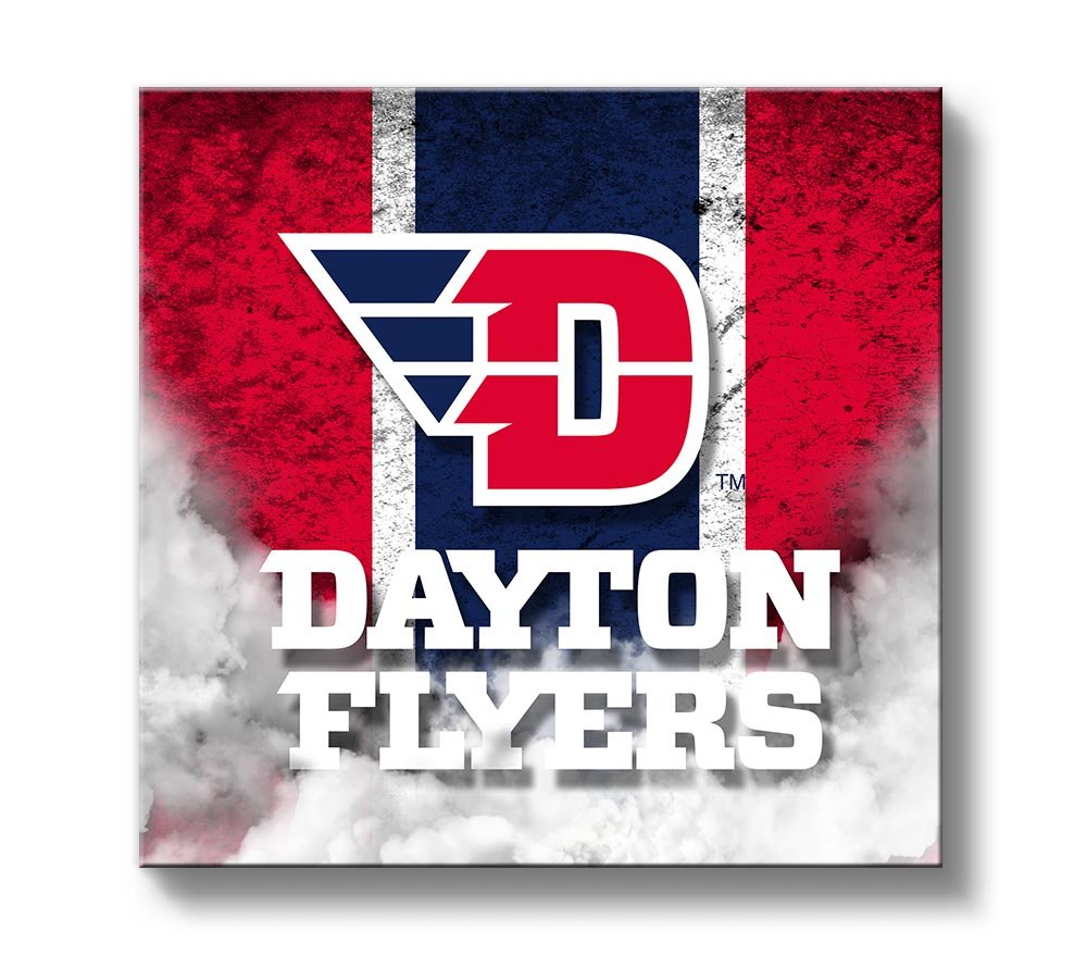 Dayton Flyers Canvas Print