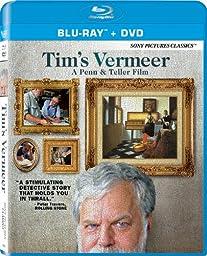 Tim\'s Vermeer [Blu-ray]