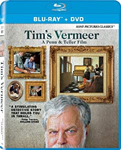 Tim's Vermeer [Blu-ray]