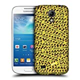 Yellow Crime Scene Warning Tape Case For Samsung Galaxy S4 Mini I9190