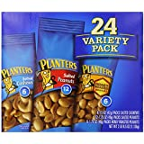 Planters Nut 24 Count-Variety Pack, 40.5 Ounce