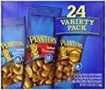 Planters Nut 24 Count-Variety Pack, 2...