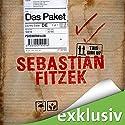 Das Paket Hörbuch von Sebastian Fitzek Gesprochen von: Simon Jäger