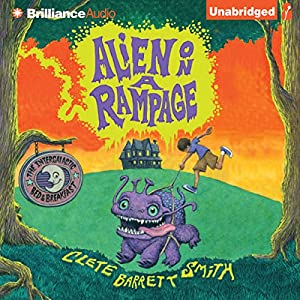 Alien on a Rampage Audiobook