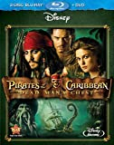 Pirates Of The Caribbean: Dead Mans Chest (Three-Disc Blu-ray/DVD Combo)