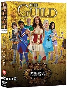 The Guild: Seasons 1 - 3 [DVD]
