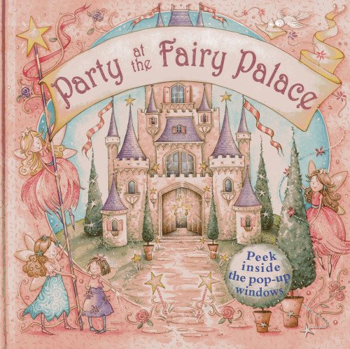 Party at the Fairy Palace: Peek Inside the 3D Windows