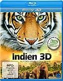 Indien - Auf den Spuren des Tigers [3D Blu-ray]