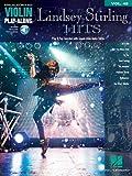 Violin Playalong Vol.045 Lindsey Stirling Hits+ Cd