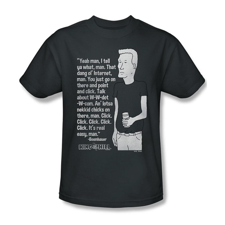 King of The Hill Shirt The Hill Men's T-shirt
