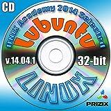 Lubuntuの14.04.1のLinuxのDVDの32ビットフルインストールには、無料のUNIXアカデミー評価試験、