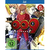 009 Re: Cyborg inkl. 2D-Version - 3D Blu-ray