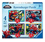 Ravensburger Ultimate Spider-Man Four...