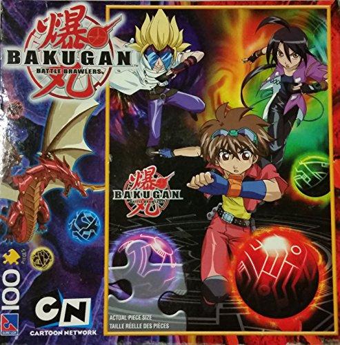Bakugan Battle Brawlers 100 Piece Puzzle Dan - 1