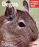 img - for Degus (Barron's Complete Pet Owner's Manuals) book / textbook / text book