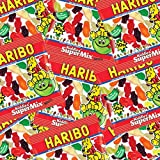 Candy Buffet Haribo Mini Kiddies Super Mix Party Bag Fillers & Favours - 100 Pk