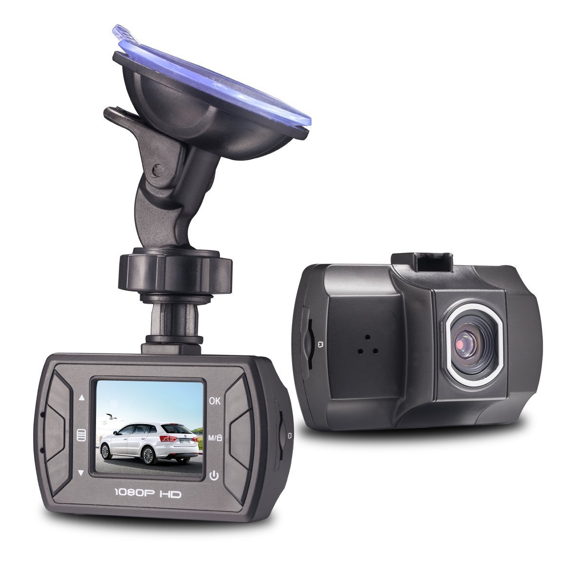 top 10 best car dash cameras with video recorder 2016 2017. Black Bedroom Furniture Sets. Home Design Ideas