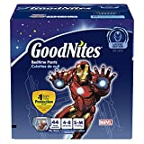 GoodNites Bedtime Pants for Boys, Small/Medium, 44 Count
