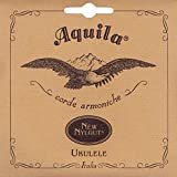 Aquila 7U Concert Ukulele Nylgut Strings, Key of C, Regular Tuning