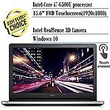"Lastest Dell Inspiron 15.6"" FHD Touchscreen Intel Skylake Core I7-6500U, 12GB RAM, 1TB HDD, Truelife Display,..."