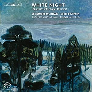 Various White Night Impressions Of Norwegian Folk Music by Bis