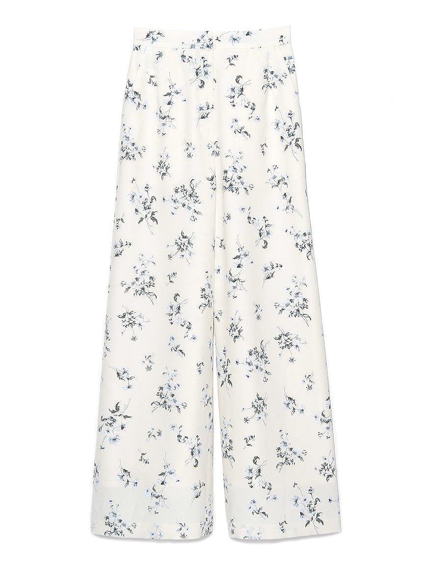 (フレイ アイディー)FRAY I.D ジョーゼットワイドパンツ : 服&ファッション小物通販 | Amazon.co.jp