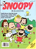 img - for Snoopy Magazine (Spring 1988) book / textbook / text book
