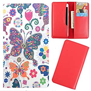 DooDa - For Karbonn Titanium Mach One Plus PU Leather Designer Fashionable Fancy Case Cover Pouch With Card & Cash Slots & Smooth Inner Velvet