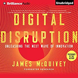 Digital Disruption | Livre audio