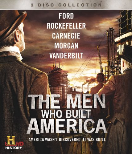 Sale alerts for Imports Men Who Built America [Blu-ray] [Import] - Covvet
