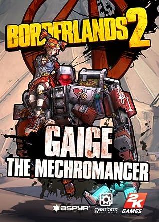 Borderlands 2 Mechromancer [Online Game Code]