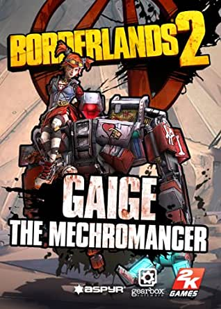 Borderlands 2 Mechromancer [Online Game Code]