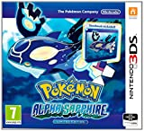 Pokémon Saphir Alpha + Steel Book Pokémon Saphir Alpha - édition limitée