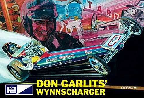 MPC Models 1/25 Don Garlits Wynns Charger Dragster (Dragster Model Kits compare prices)