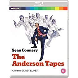 The Anderson Tapes [Blu-ray]