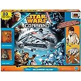 Star Wars Command Millenium Falcon Set