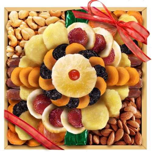 Golden State Fruit Tapestry of Dried Fruit and