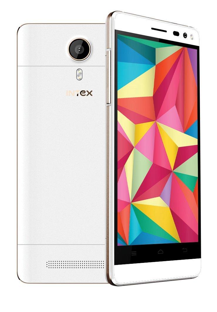 Intex Aqua Raze Mobile