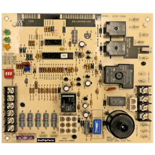 FURNACE DIRECT SPARK IGNITION CONTROL BOARD ONETRIP PARTS® DIRECT REPLACEMENT FOR RHEEM RUUD WEATHERKING OEM PART 62-24140-04