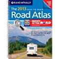 Rand McNally Road Atlas (Rand McNally Midsize Road Atlas: Large Scale)