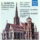 Haydn: Harmoniemesse; Te Deum