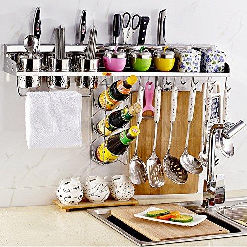 Ikea Kitchen Utensil Rack: HanzeekTM 18/8 Stainless Steel Kitchen Appliances, Storage