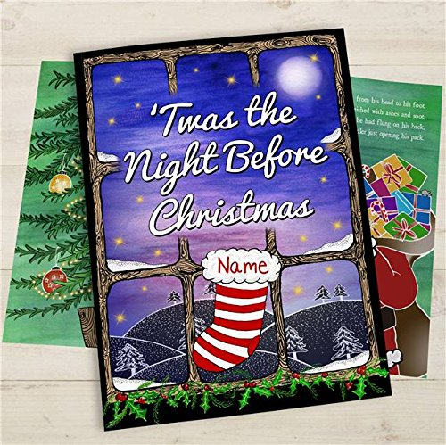 personalised-twas-the-night-before-christmas